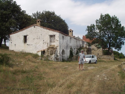 Splendide maison de 130 hectares sur Albanya