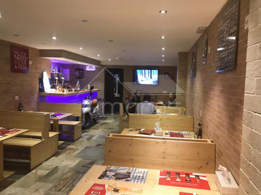 Fond de commerce restaurant pizzeria