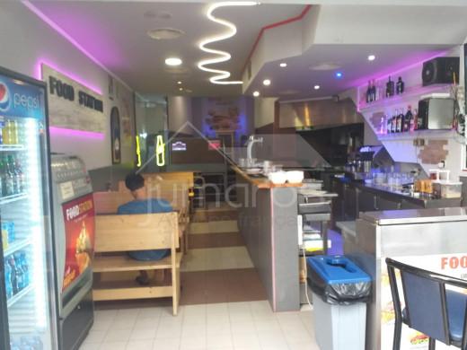 Fond de commerce restaurant kebab
