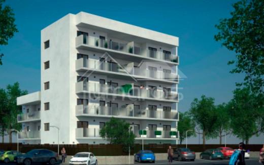 PROMOTION NEUVE : 2 chambres, 4ème étage à 200m de la plage à Santa Margarida