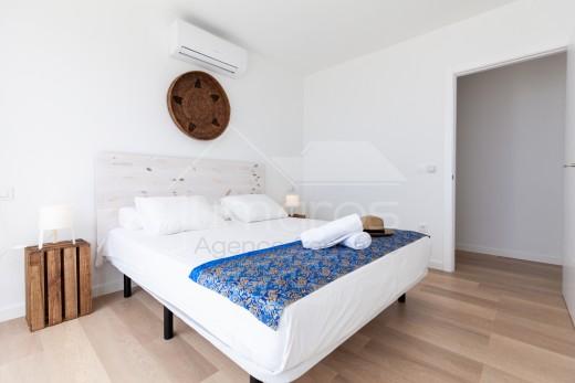 Maison neuve avec  vue mer et 3 chambres à Roses