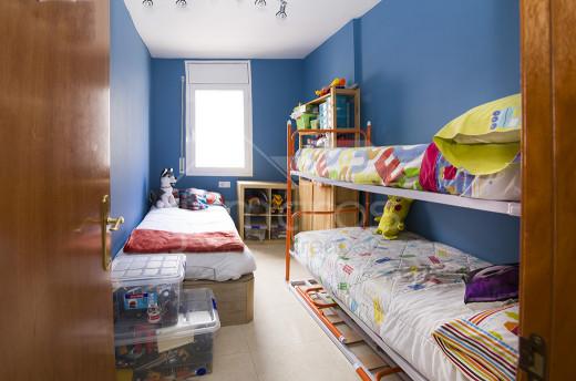 3 chambres, 127m2 + garage privé