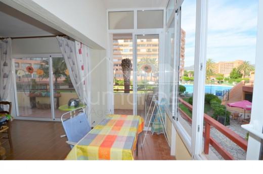 Appartement très lumineux dans un complexe résidentiel