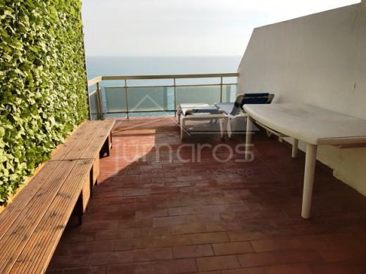 Bel appartement vue mer avec une belle terrasse