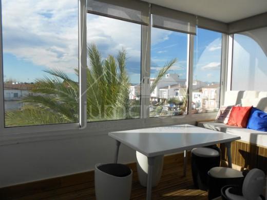 Bel Appartement secteur tranquille vue sur port privé