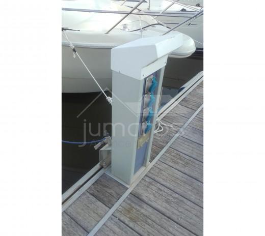 Amarre voilier ou bateau moteur 9x3 à Roses-Santa Margarita