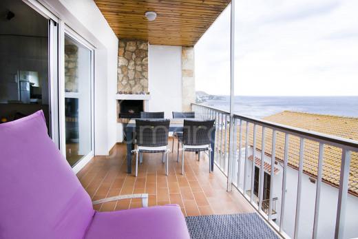 Appartement avec vue mer