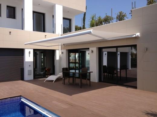 Splendide villa sur Santa Margarida avec amarrage pour voilier de 27m