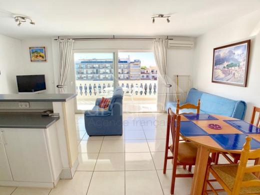 Appartement avec vue sur le canal et très proche de la plage