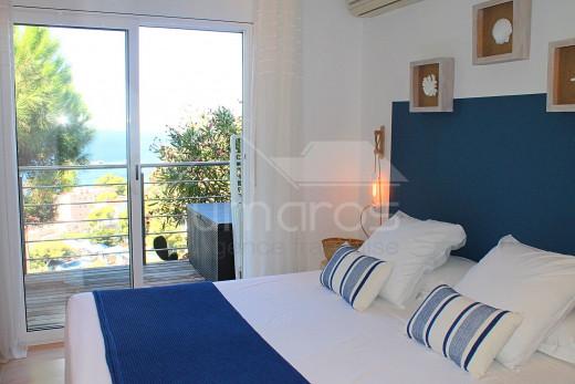 Maison 3 chambres avec superbe vue mer