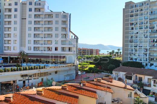 Joli appartement avec vue mer à 100m de la plage