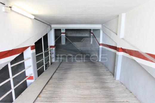 Appartement avec 3 chambres et garage à 2 minutes de la plage