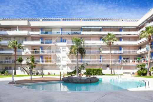 46m2, 2 chambres, résidence sécurisé avec piscine