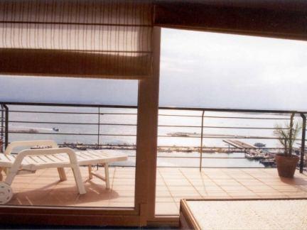 5 chambres, parking privé, vues mer