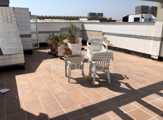 2 Dormitorios, Gran terraza, Parking, Vistas al canal