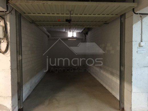 Garage à Empuriabrava fermè en sous-sol