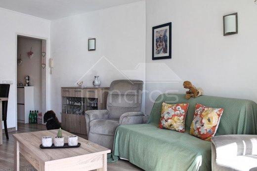 Appartement ensoleillé à 3 minutes de la plage avec parking