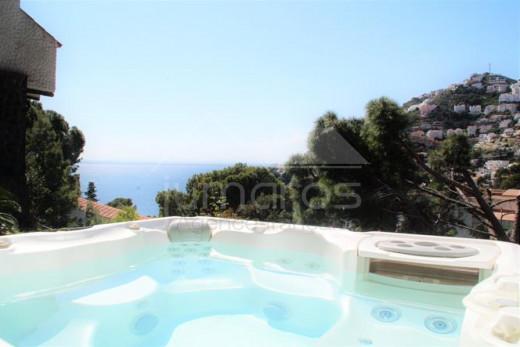 Magnifique maison à Canyelles avec grand terrain et vue mer