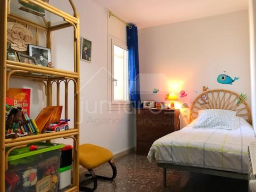 Bel appartement  rénové de 4 chambres avec vue mer