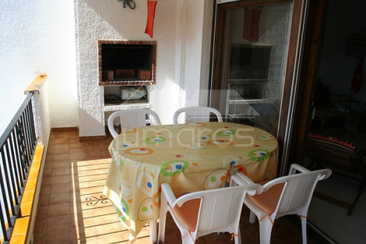 2 chambres, 70m2, terrasse de 11m2 avec vue mer