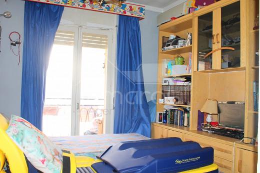 Apartamento de 2 habitaciones en el centro cerca de la playa