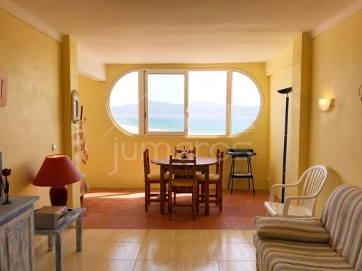 2 chambres, vue mer, 50m de la plage