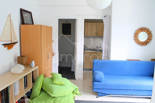 Edifice/Maison de 4 appartements, piscine garage et vue mer à Canyelles - Roses