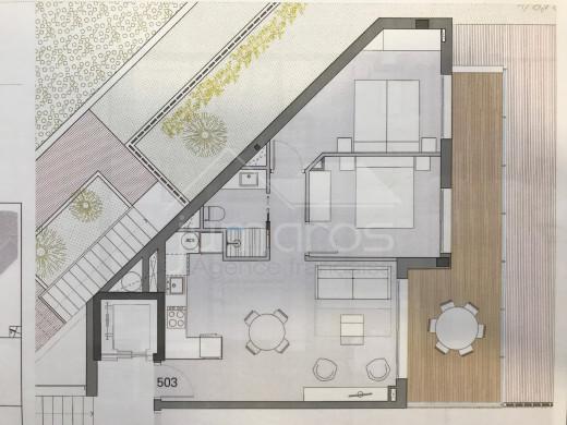 PROMOTION NEUVE : 2 chambres, 5ème étage à 200m de la plage