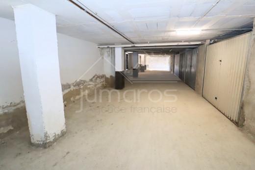 2 chambres, 400m de la plage et parking privé