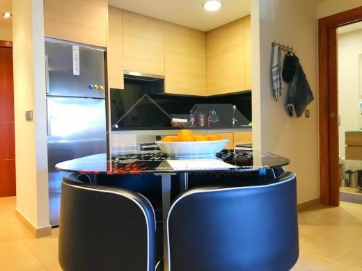 2 chambres, 70m2, terrasse 38 m2, Garage privé 2 voitures