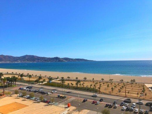 Joli appartement avec vues imprenables sur la mer