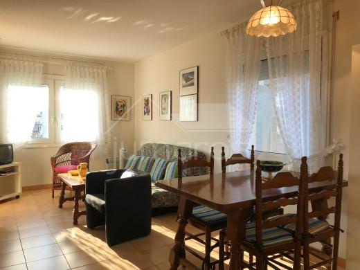 40m2, 1 chambre, proche mer, Santa Margarida - Roses