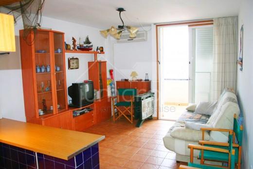 Appartement équipé avec amarre privée à Rosas Santa Margarita