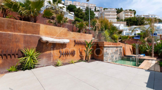3 chambres, NEUF, 120m2, piscine, vue mer, parking privé