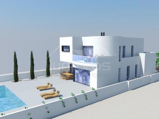 Superbe villa d'architecte avec amarre de 14,50m