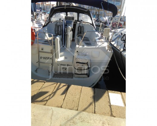 Amarre privée pour voilier 14mx4m