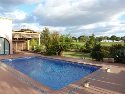 Golf de Perelada: 5 chambres, +3 places de parking, garage