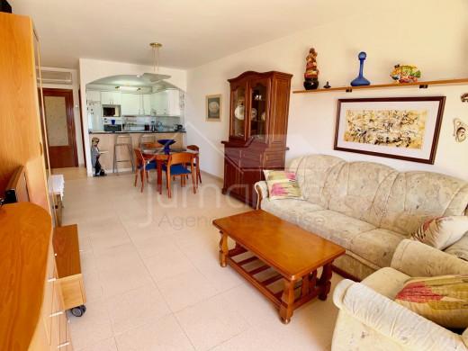 Appartement en première ligne de mer avec grande terrasse