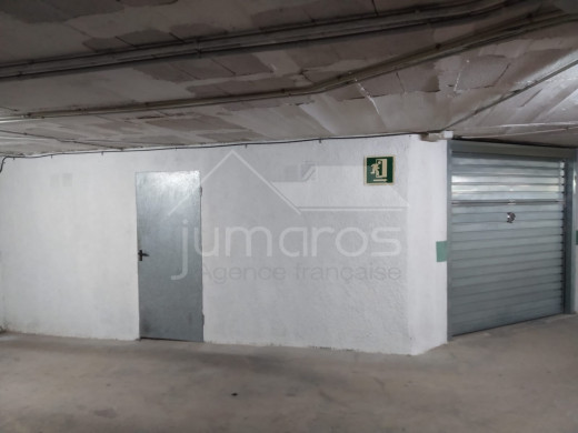 Garage of Empuriabrava